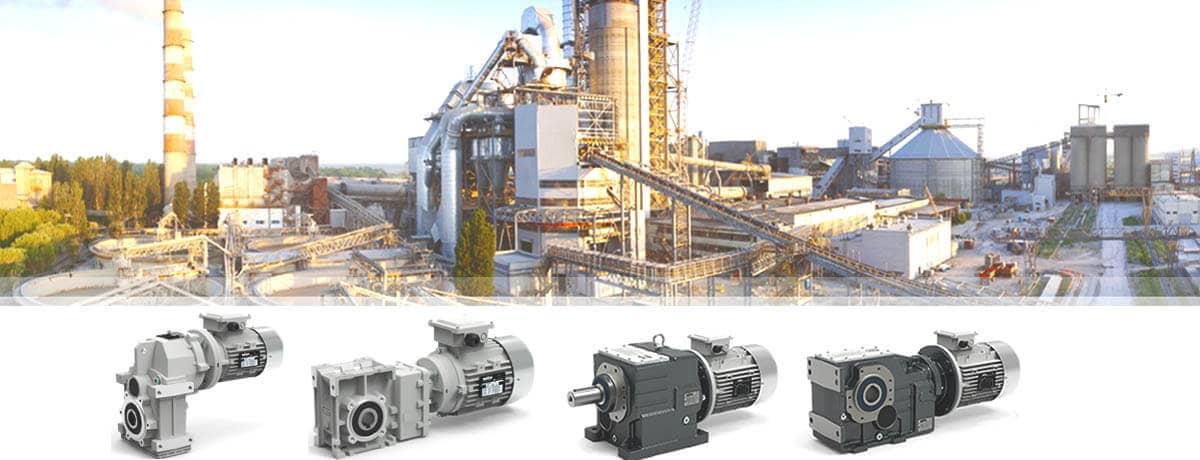 Elektroprevodovky a elektromotory VYBO GEARS