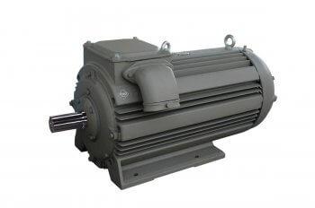 krúžkový elektromotor
