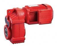 plochý prevodový motor SEW Eurodrive