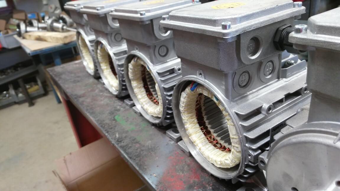 pohľad na výrobky VYBO Electric