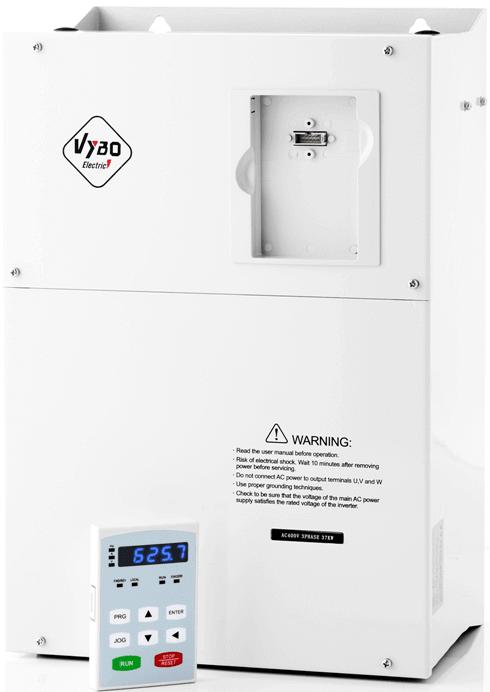 frekvenčný menič V810 90kw