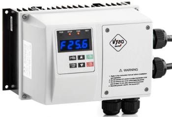 frekvenčný menič x550 ip65 2,2kw