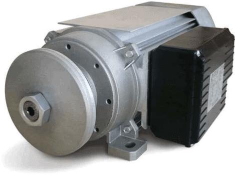 pílový elektromotor
