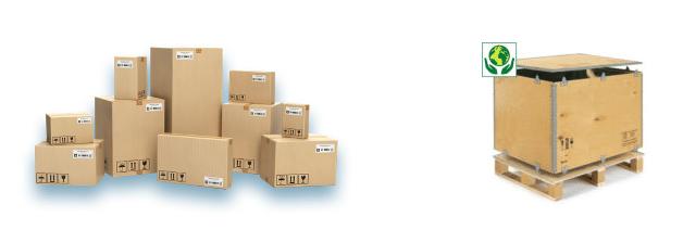 balíková vs. paletová preprava