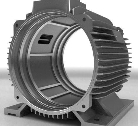 stator elektromotory 1AL