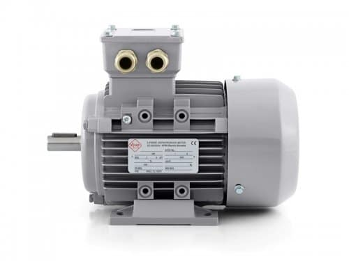 trojfázový elektromotor 0,55kw 1AL71M2-2