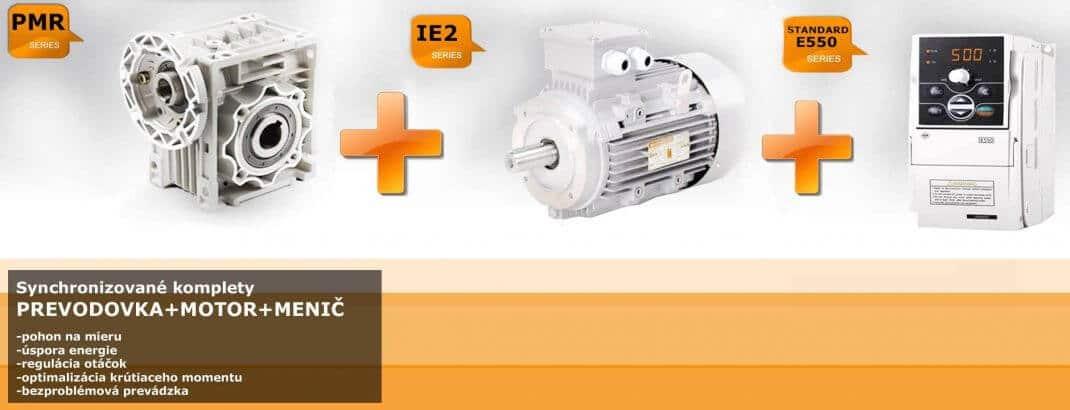 elektropohony VYBO Electric